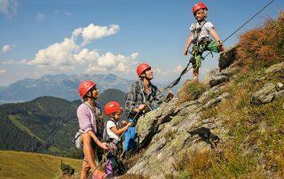 Geschicktes Gipfel erklimmen dank Kletterkurs