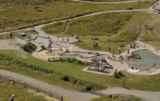 Ausblick auf unseren Wasserpark
