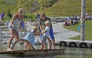 Spiel Spaß im Wasserpark