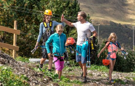 Kletterkurse für Groß und Klein