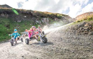 MountainCart Action für Groß und Klein