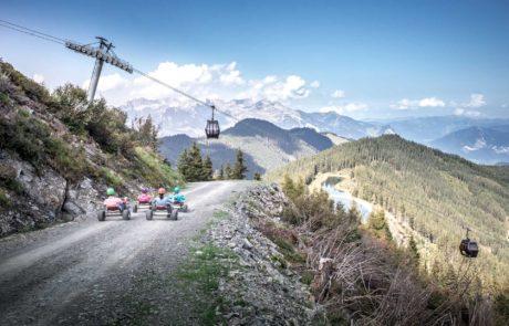 Downhillspaß im Zillertal